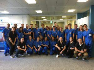 Teeth22 participa en el curso de implantología de Zimmer Biomet