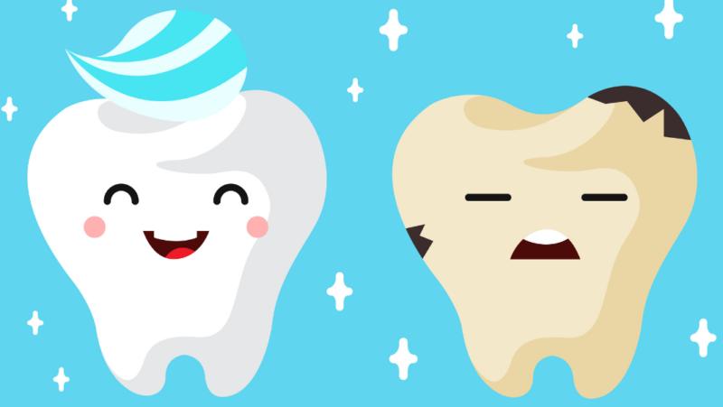 Malos hábitos dentales a evitar para cuidar la salud de los dientes